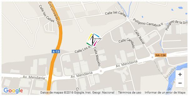 mapa-interchip
